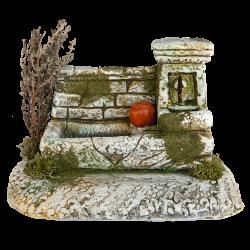 Fountain (7 cm)