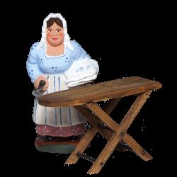 Repasseuse avec table 7 cm
