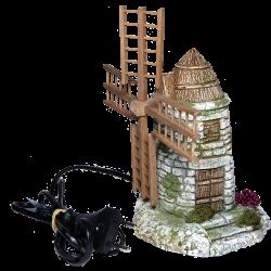Moulin éléctrique petit modèle