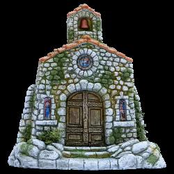 Eglise facade pour 7 cm -2015-