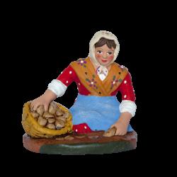 Femme aux Patates 7cm