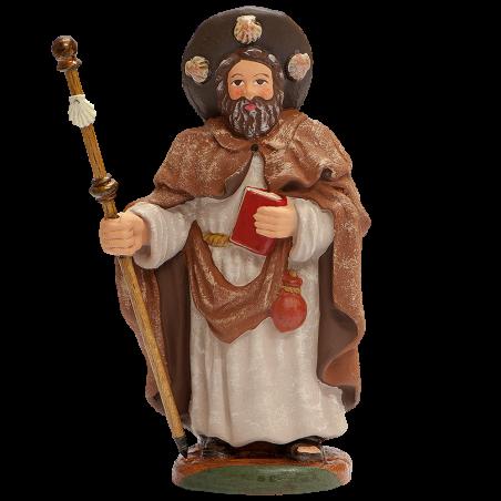 St  Jacques de Compostelle 9 cm