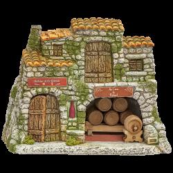 Auberge, Cave à vins 7cm