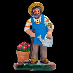 Jardinier 4cm