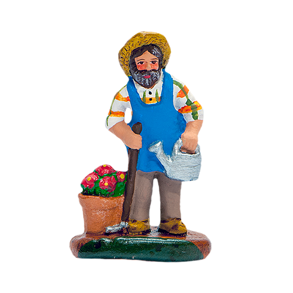 Jardinier 4 cm
