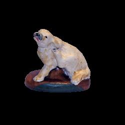 Chien Labrador   7 cm