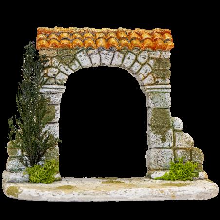 Porche toiture pour 7 ou 9 cm