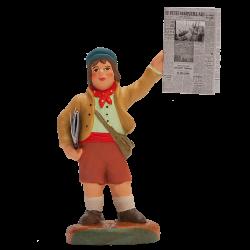 Crieur de journaux 7cm