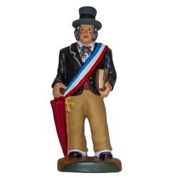 Monsieur le Maire 9 cm