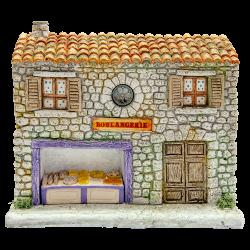 Boulangerie Façade pour 7cm