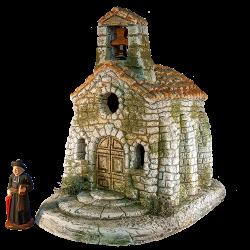Eglise Grand Modèle (santons 7cm)