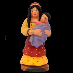 Gitane et l'enfant 7 CM