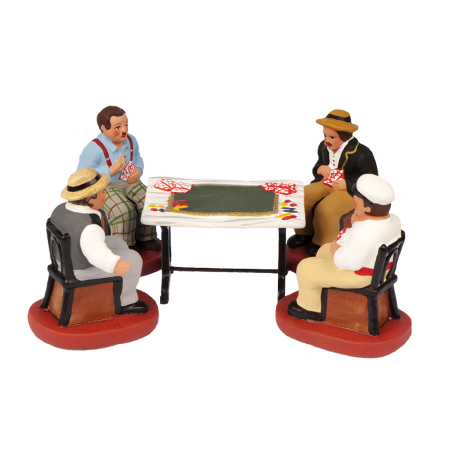 The card game (for + details, click on the magnifying glass)