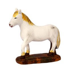 Camargue horse (for + details,click on the magnifying glass)