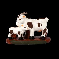 Chèvre et chevreau 7 CM