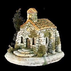 Église Petit modèle (santons 4cm)