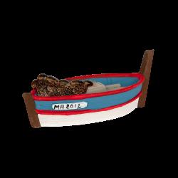 Fishing boat small model