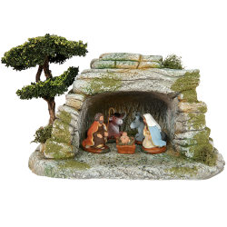 Etable Grotte (7 cm)