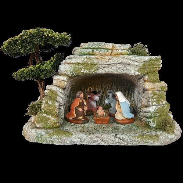Etable Grotte 7 cm