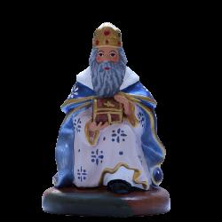Roi à genoux (melchior) 9 cm