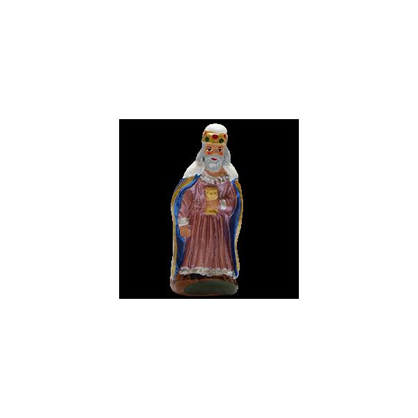 Roi blanc (gaspard) 4 cm