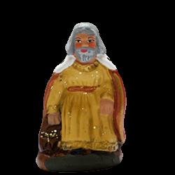 Roi à genoux (melchior) 4 cm