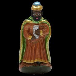 Roi noir (balthazar) 4cm